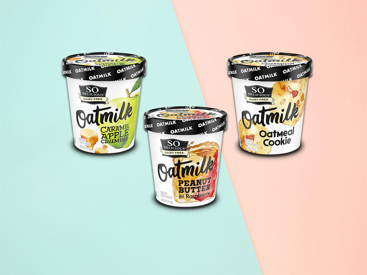 Oat Milk Ice Cream Is the Vegan Treat We Never Knew We Needed