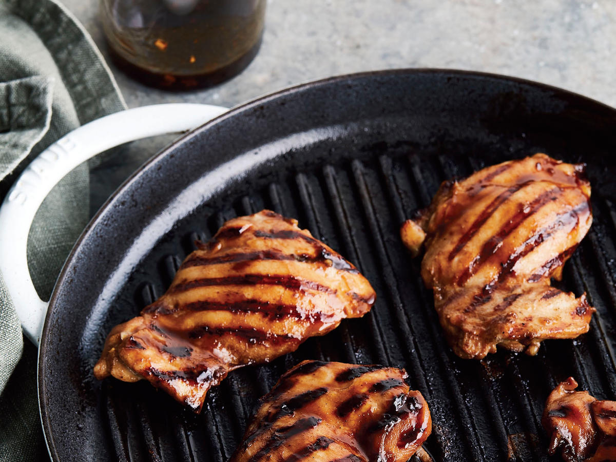 Vietnamese-Style Grilled Char Siu Chicken