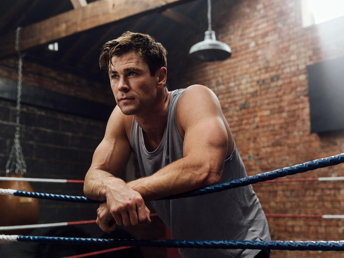 Chris Hemsworth Is Launching a New Health & Fitness App