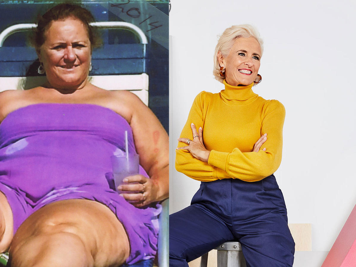 This Grandmother Lost 159 Lbs. at 56 Years Old