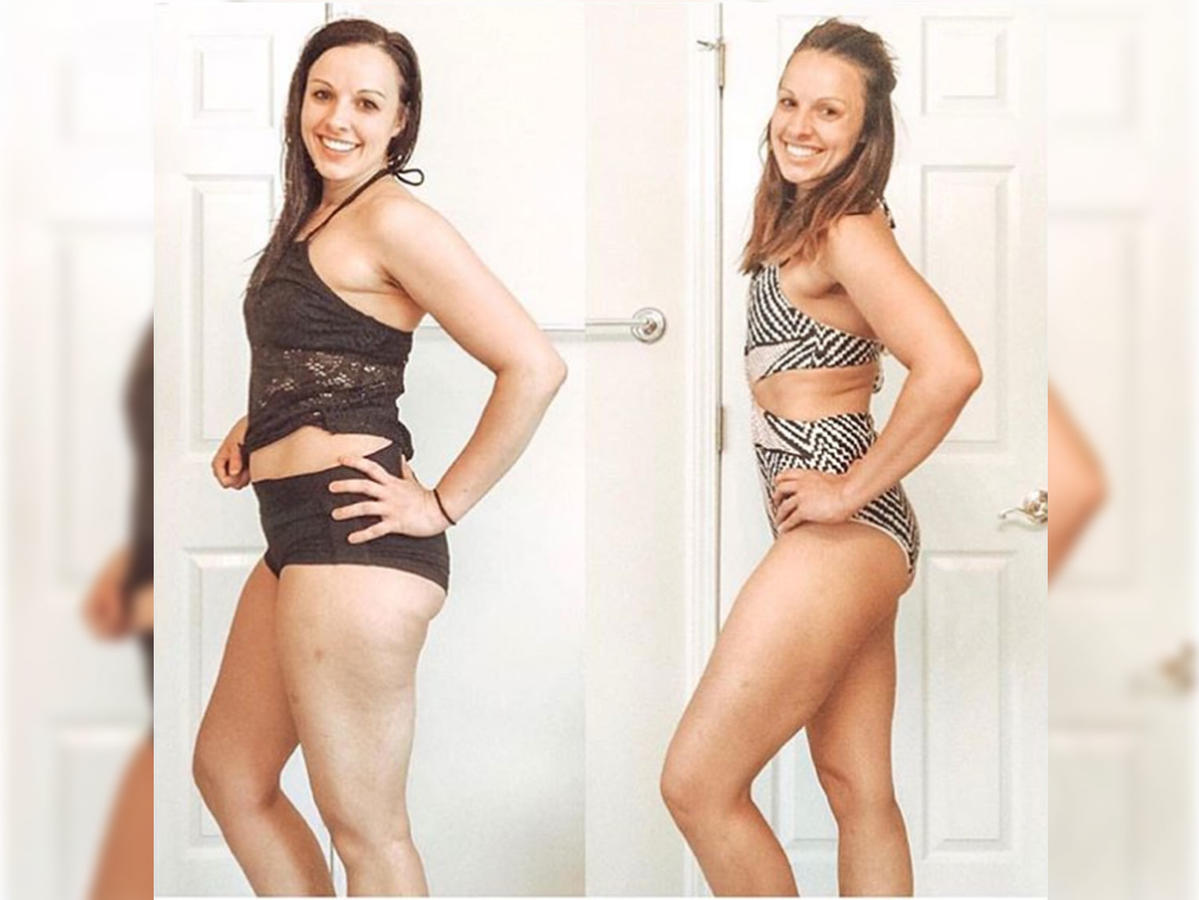 This Mom Shed Her Post-Baby Weight by Working Out Only 20 Minutes a Day
