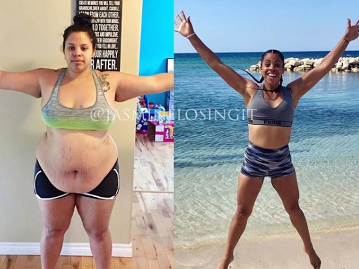 This Woman Lost 120 Pounds in Less Than a Year Using a Meal Plan You Probably Haven't Heard Of