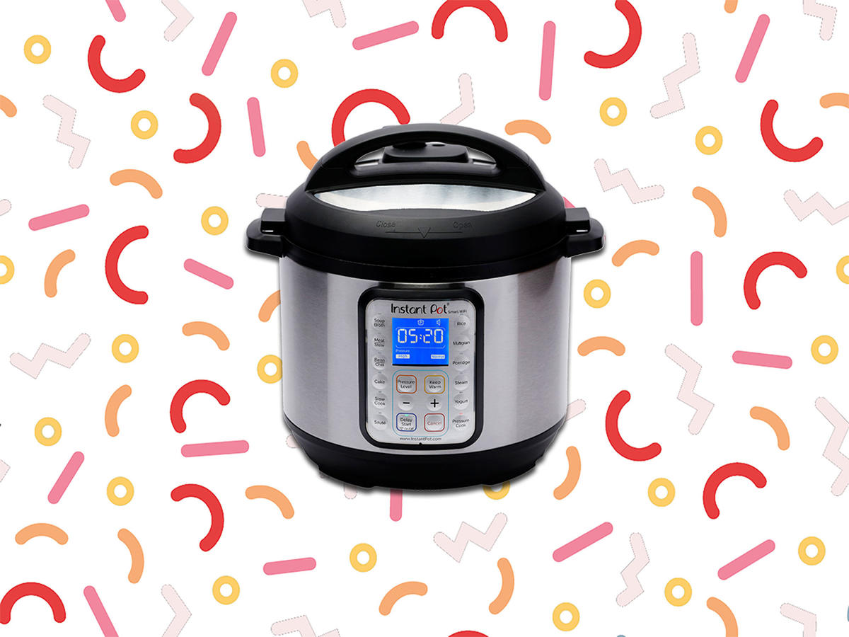 Amazon Just Put the Instant Pot Smart on Deep Discount This Month