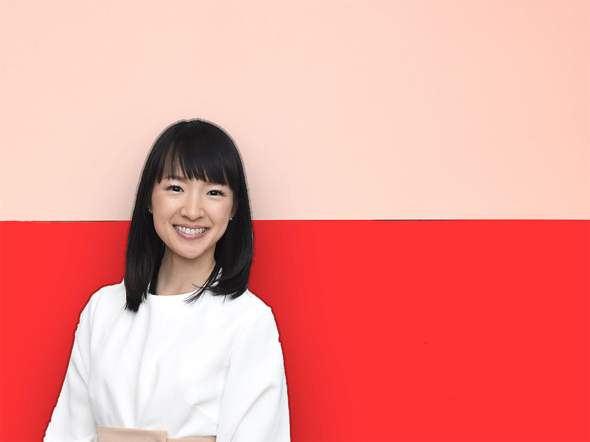 The One Thing Marie Kondo Regrets Decluttering From Her Kitchen