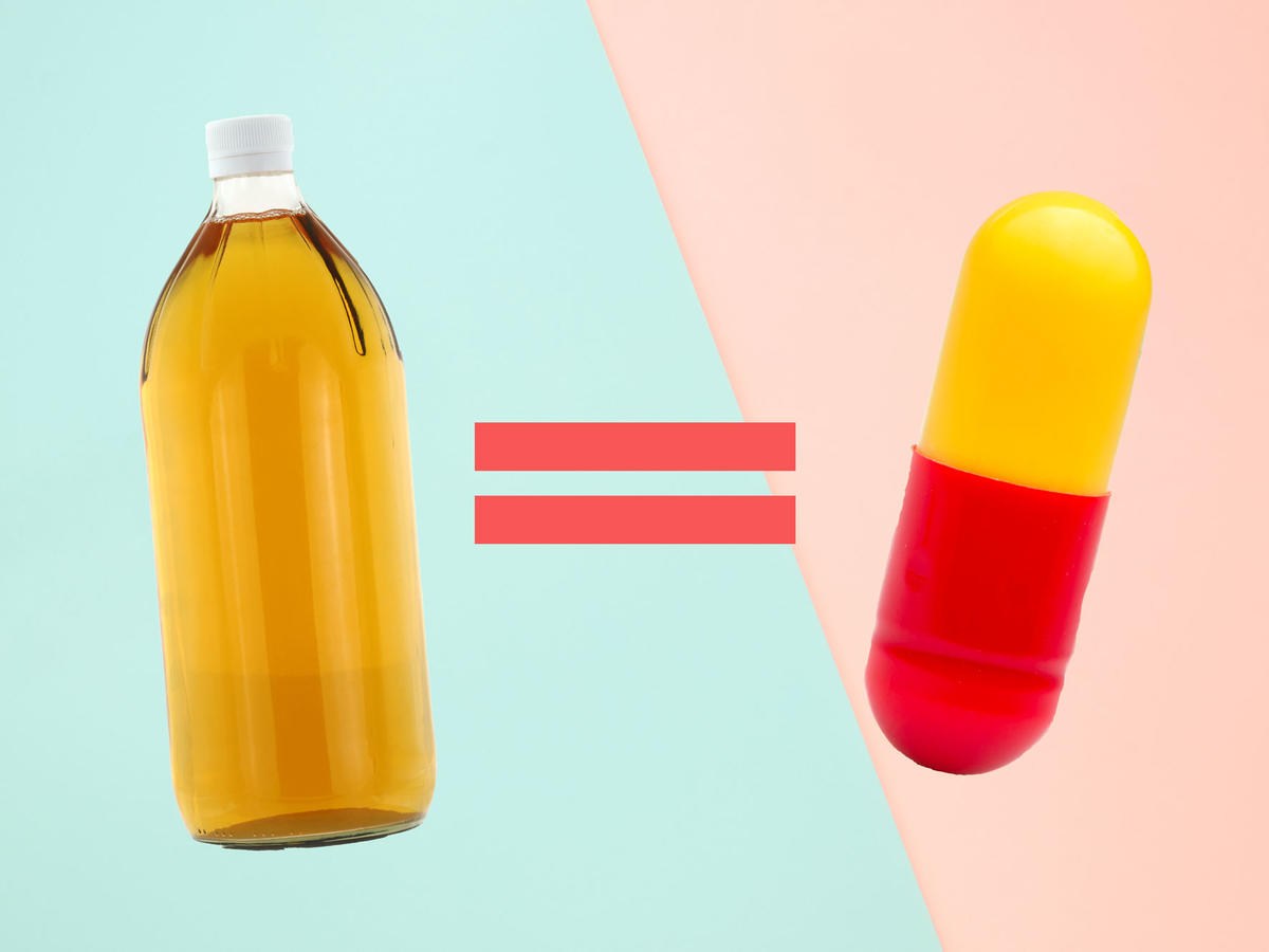 Should You Take Apple Cider Vinegar Pills for Weight Loss?