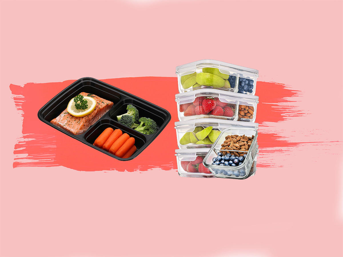 These Are the Highest-Rated Meal Prep Containers on Amazon Prime