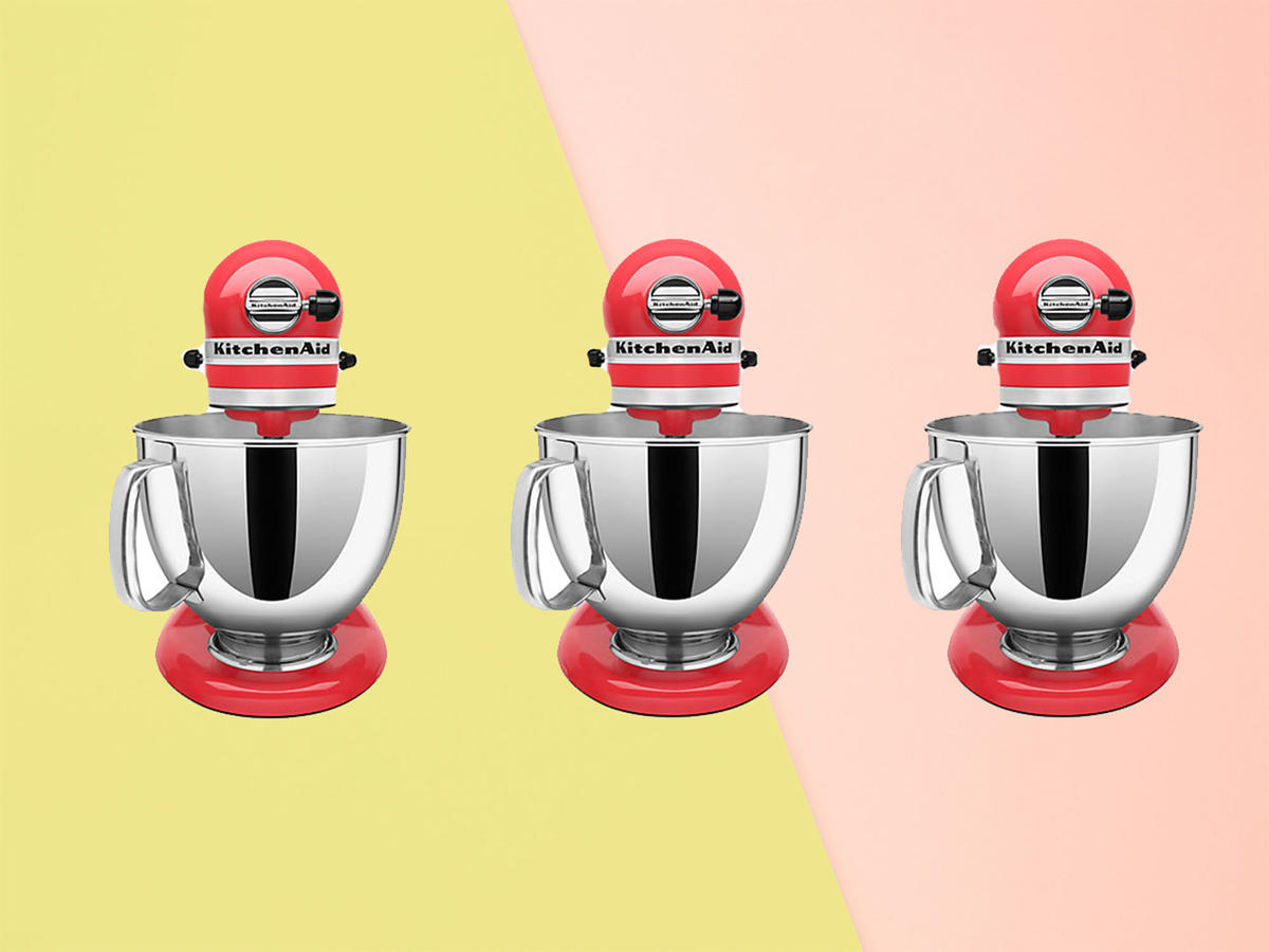KitchenAid Mixers Are More Than Half off Right Now at Rue La La