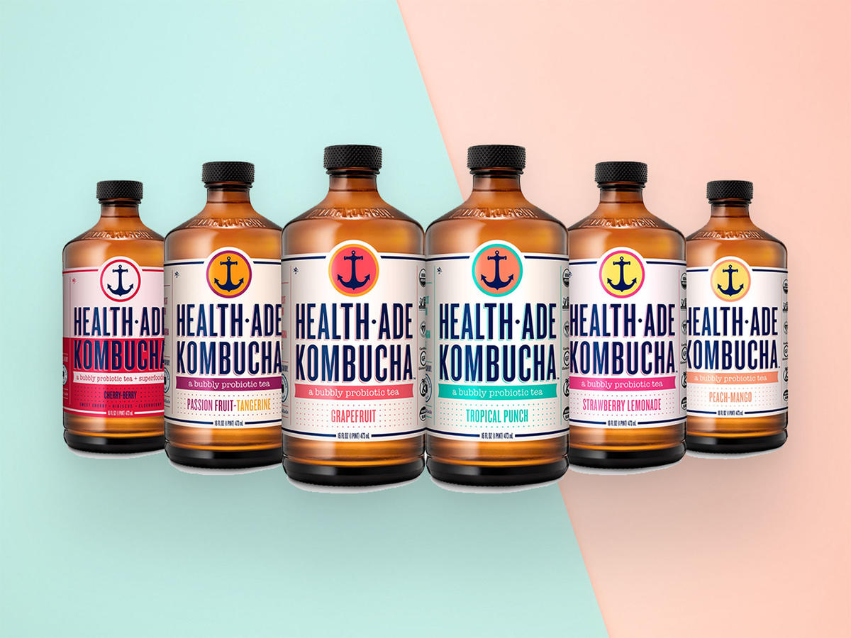 These 6 New Health-Ade Kombucha Flavors Are Making Us Ready for Summer