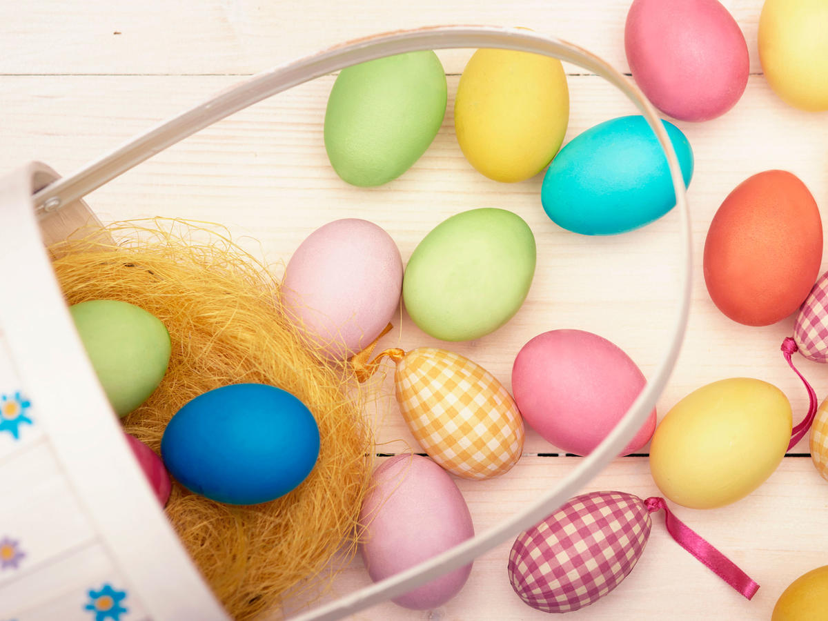 The Best Easter Basket Finds From Target and Trader Joe's