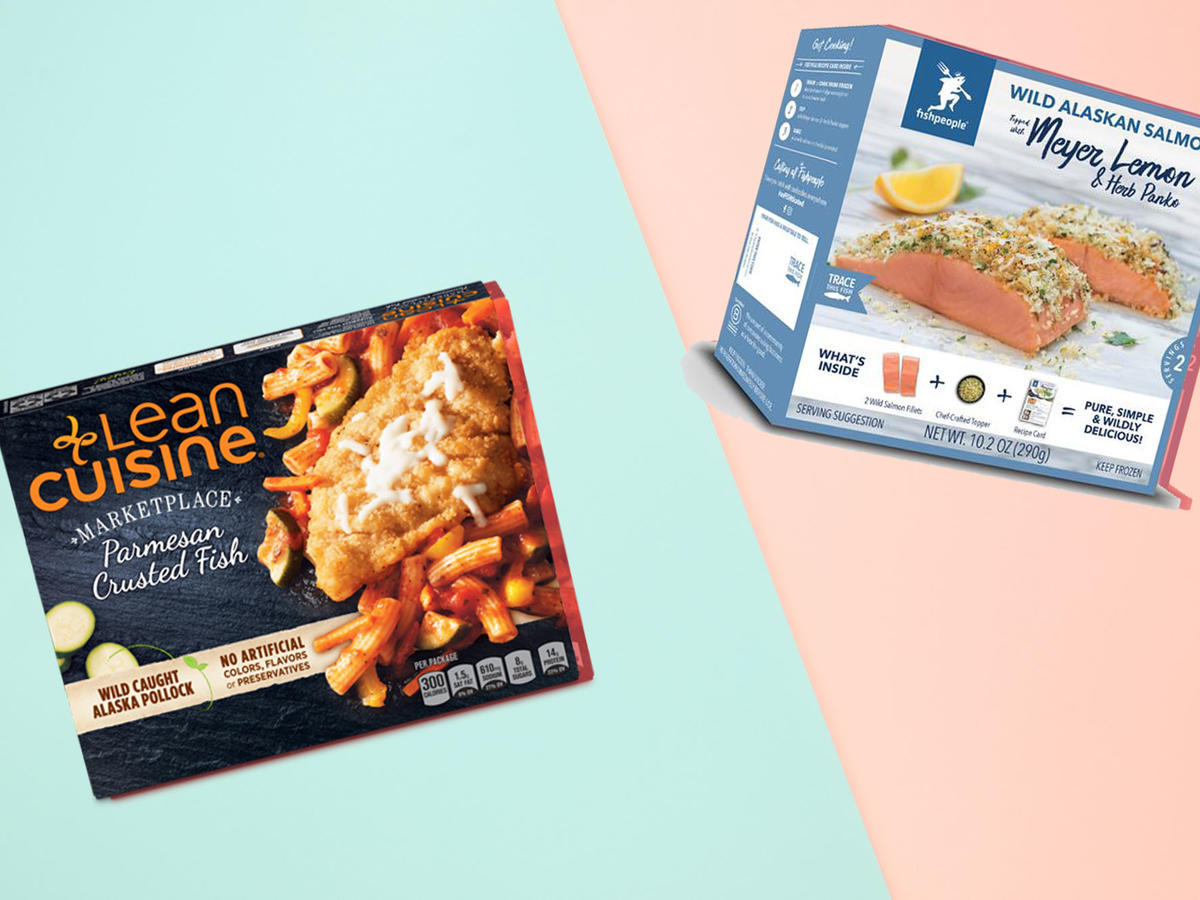 5 Frozen Fish Dinners to Buy for Busy Weeknights