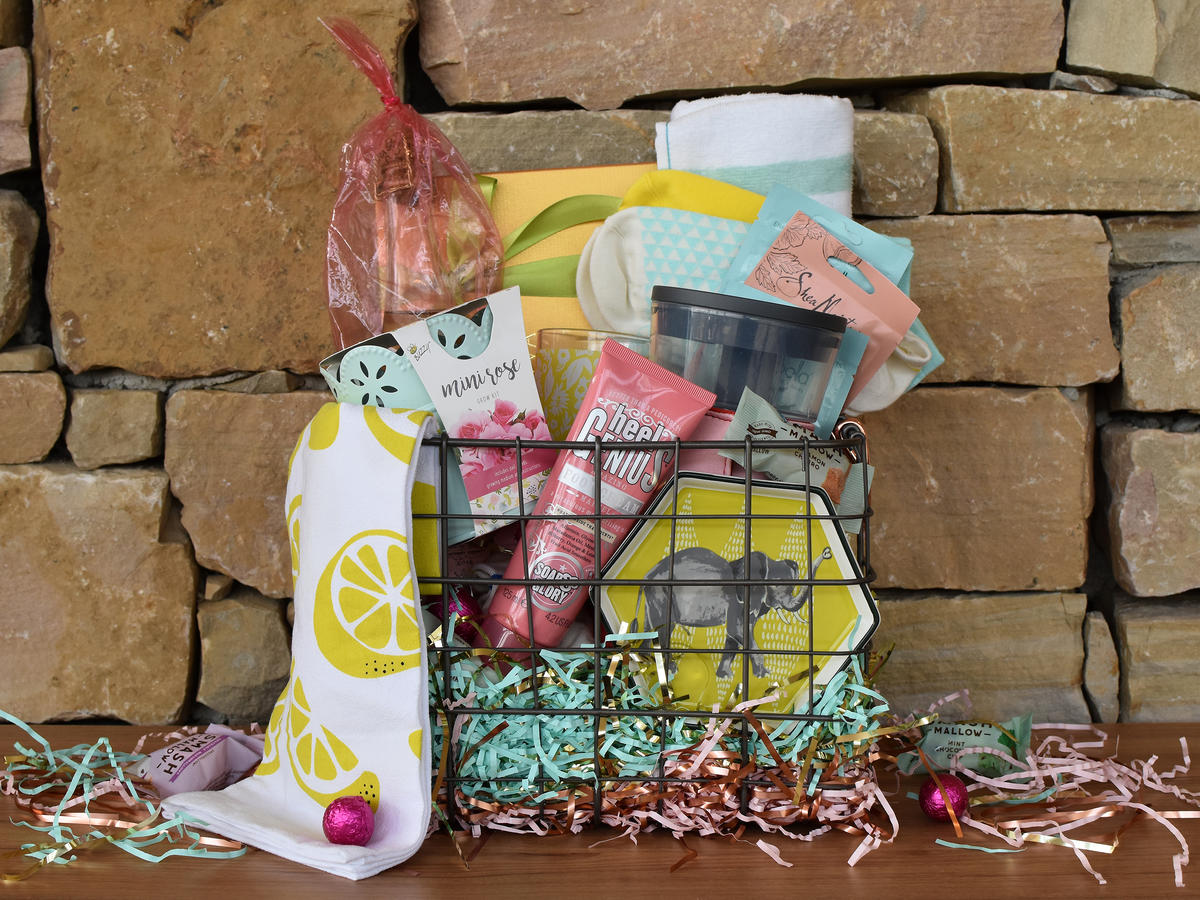 Grown-Ups Deserve Easter Baskets, Too. Here's What to Put in Them