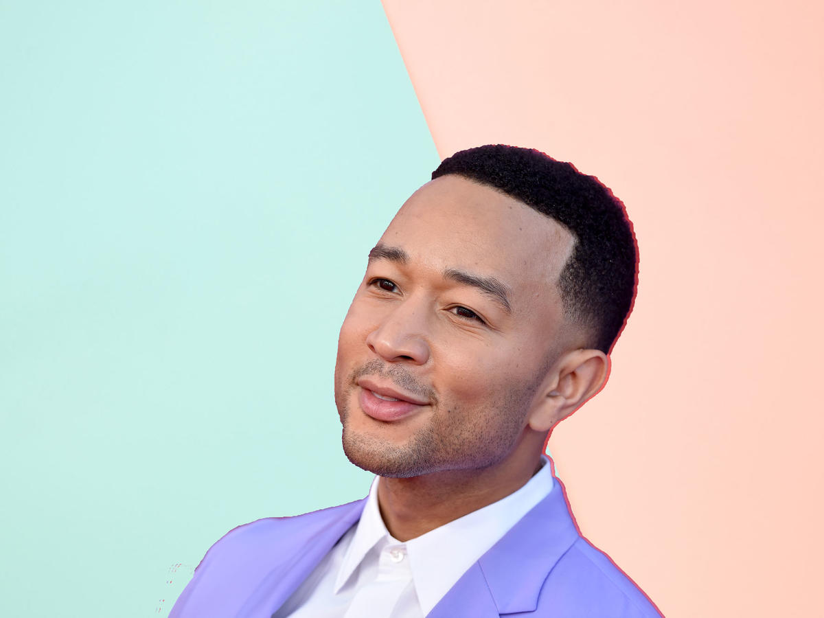 This Is Why John Legend Started Eating Salad for Breakfast