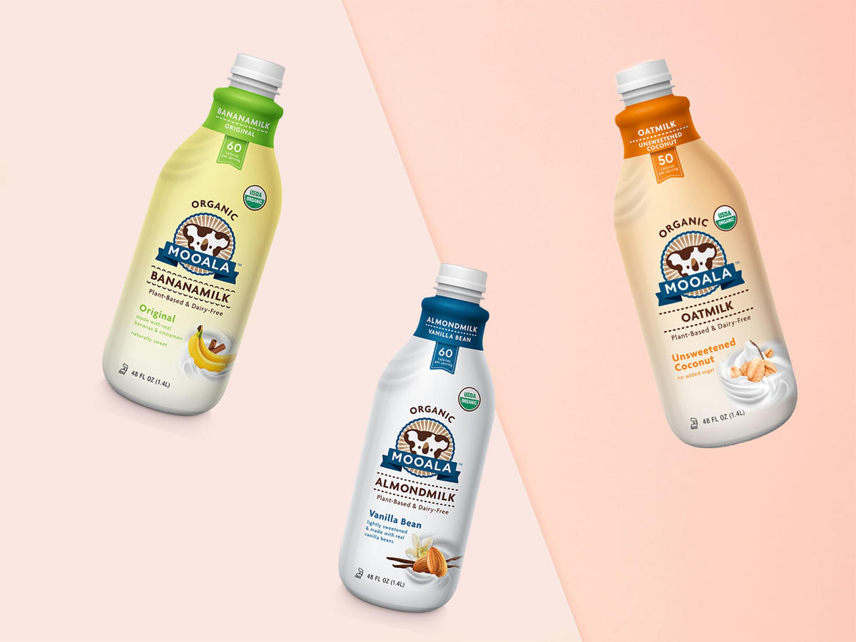 Our New Favorite Alt-Milks Are From a Brand You've (Probably) Never Heard Of