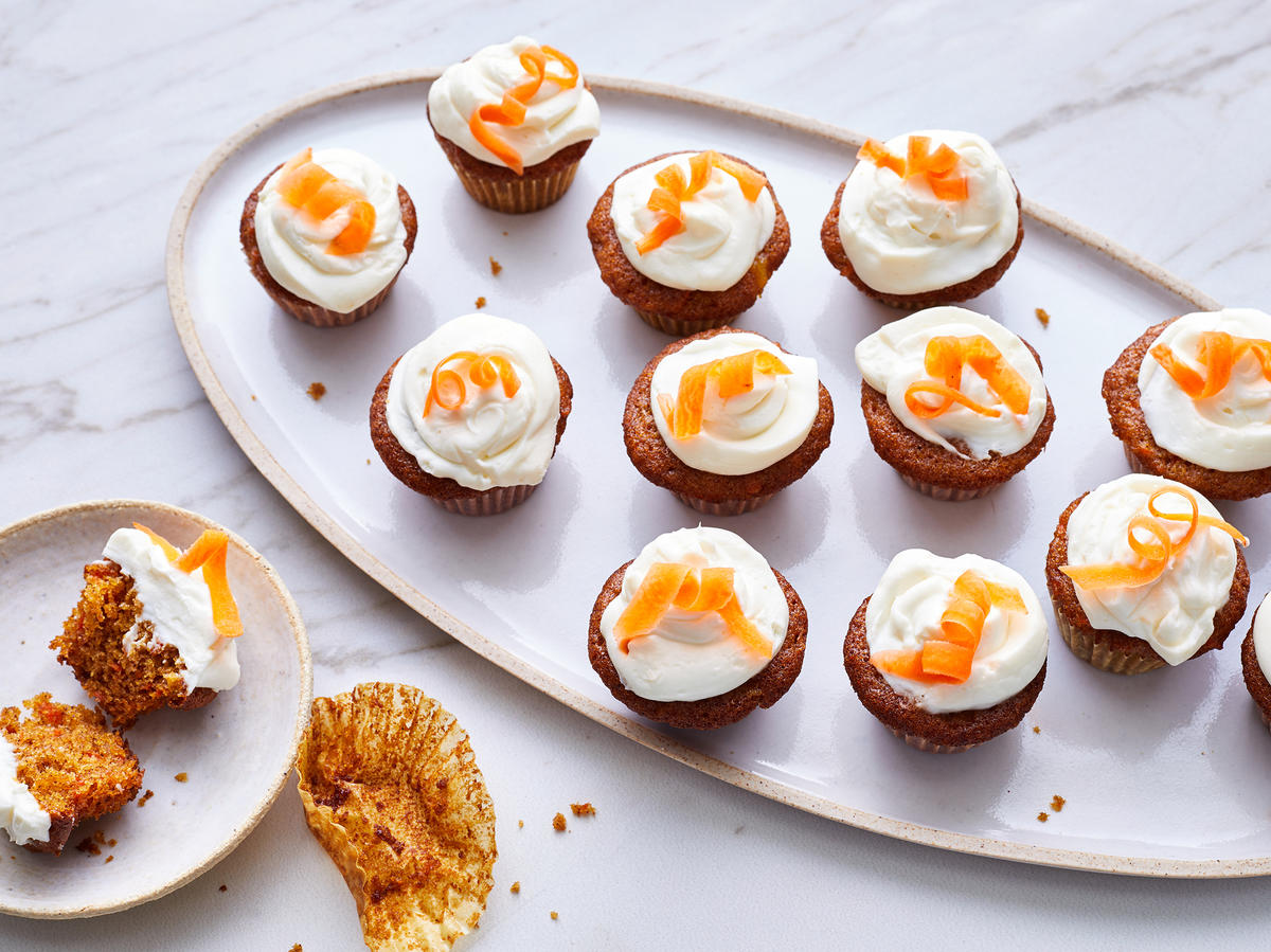 A Baker's Dozen of Crazy Delicious Carrot Cake Recipes