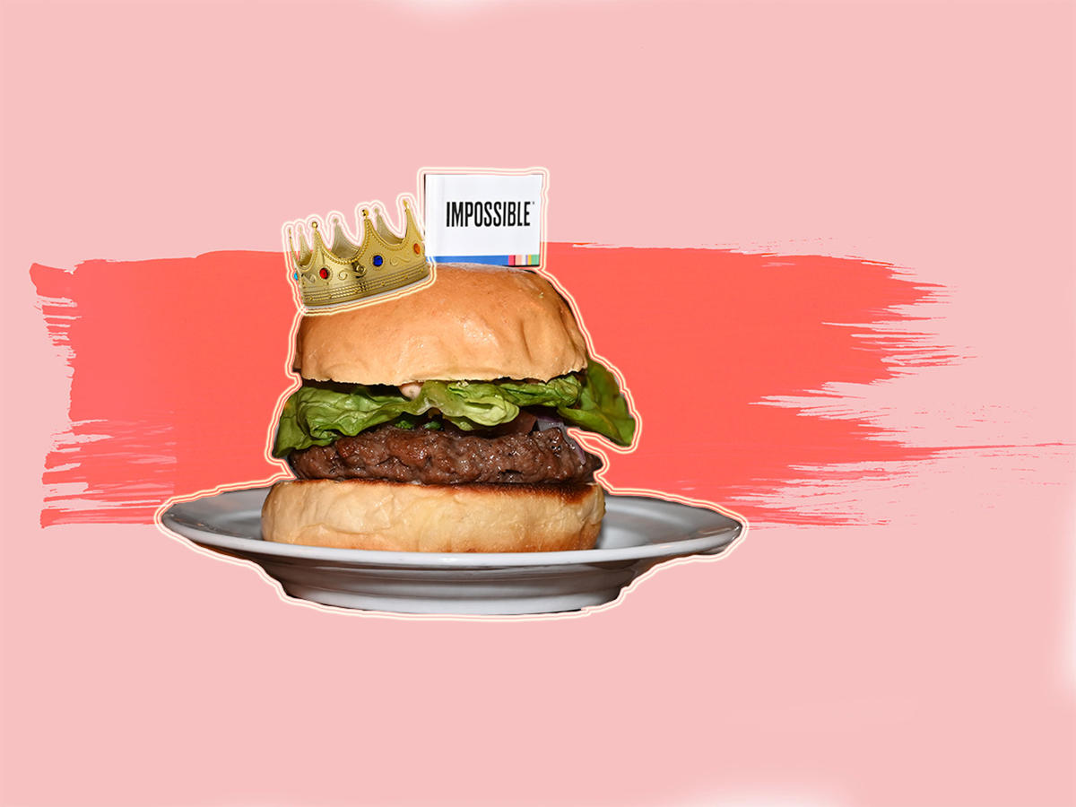 Burger King Is Making an Impossible Whopper—But Is It Healthy?