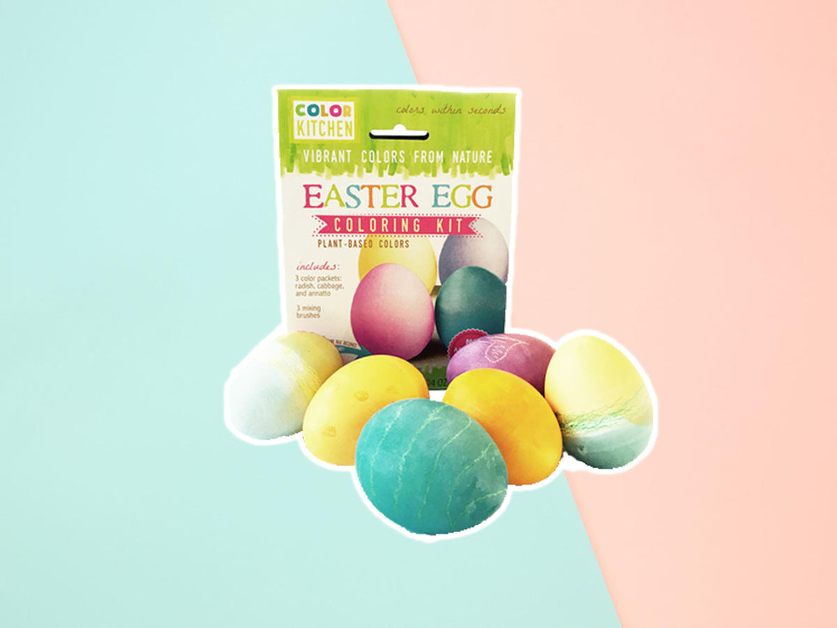 Sur La Table Is Now Selling All-Natural Easter Egg Dyes
