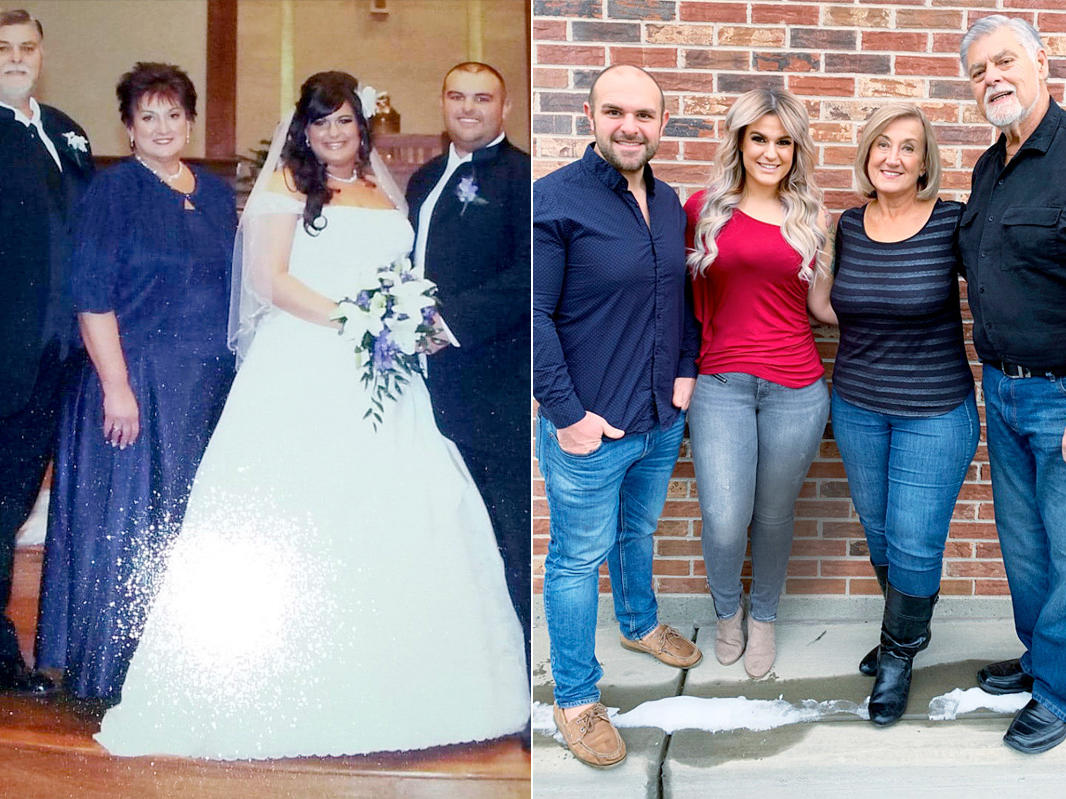 How One Woman Inspired Her Family to Lose Weight Together — and to Drop a Total of 487 Lbs.!