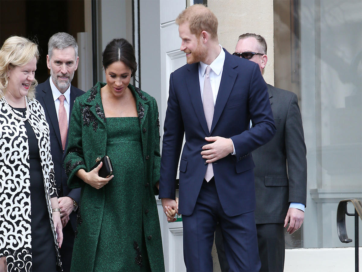 Harry and Meghan Might Raise Their Baby Vegan—Is That Healthy?