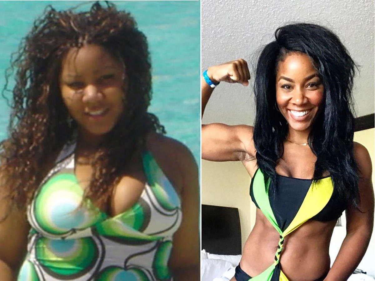How One Woman Lost Over 90 Pounds with Hard Work, Strength Training and Good Food