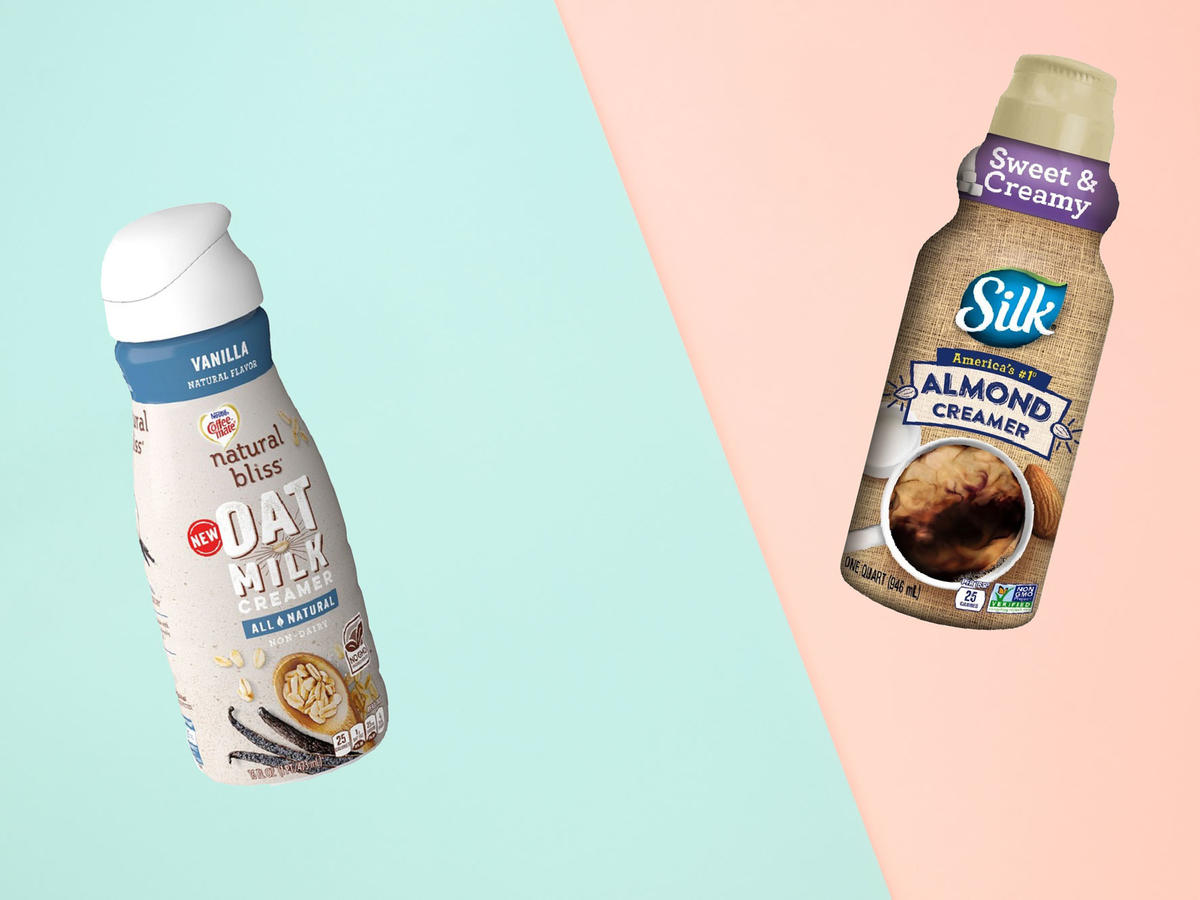 We Tried 9 Healthy Store-Bought Creamers and Found 3 (Dairy-Free!) Worth Buying
