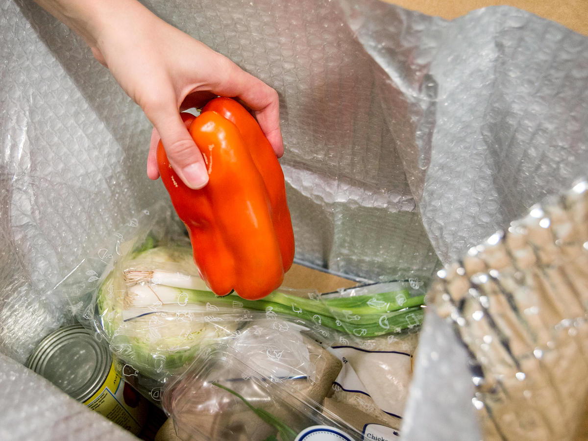 Meal Kits Are Apparently Much Better for the Environment Than Previously Thought
