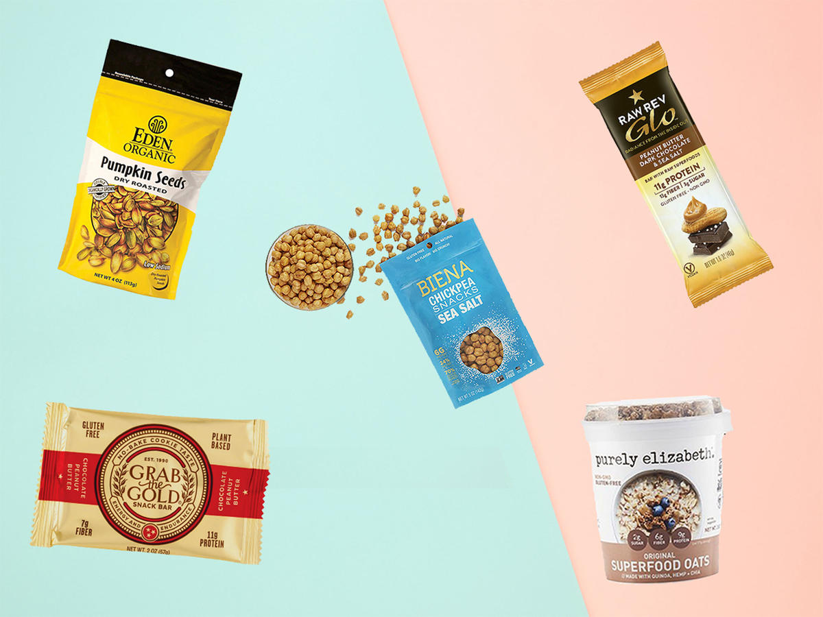 10 Best High-Fiber Packaged Foods You Need in Your Pantry