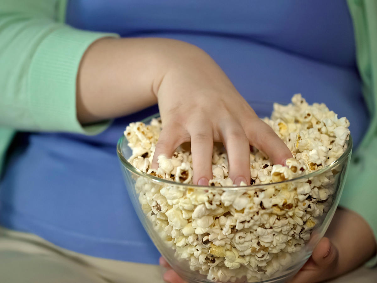 Is Popcorn Healthy? Here's a Nutritionist's Take