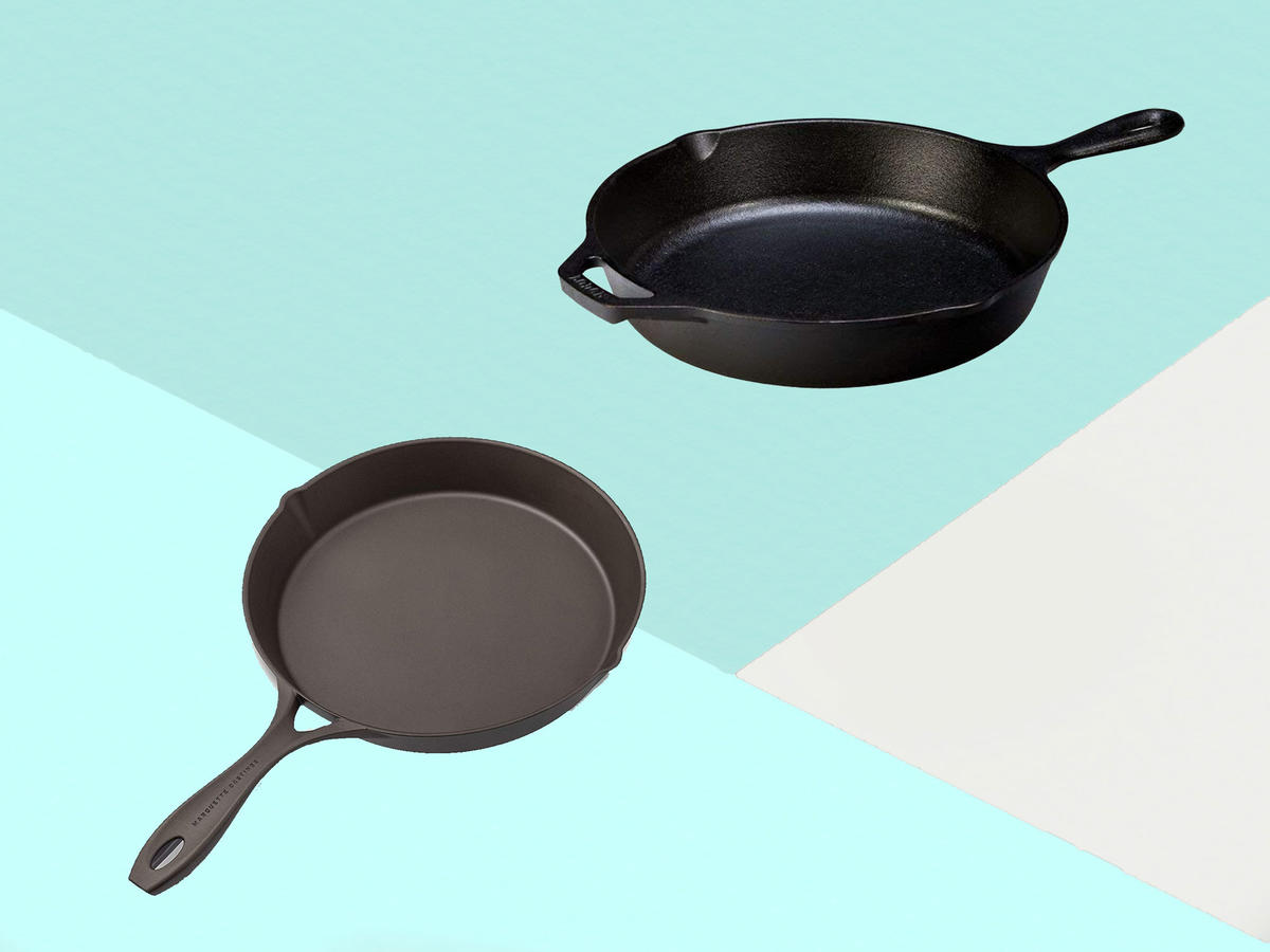 How to Buy a Cast Iron Skillet You'll Never Want to Replace