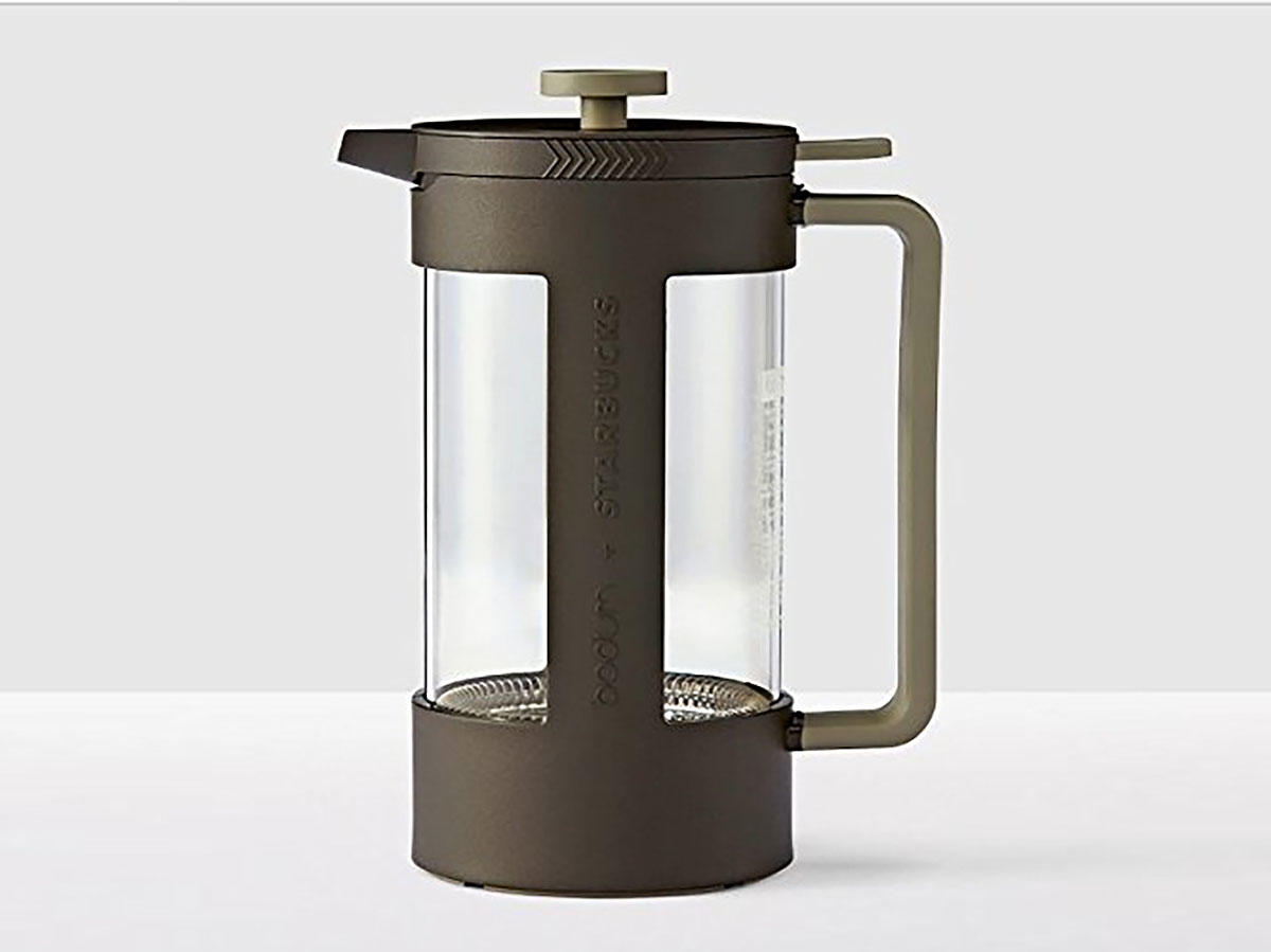 230,000+ French Presses Recalled From Starbucks Due to Laceration Risk