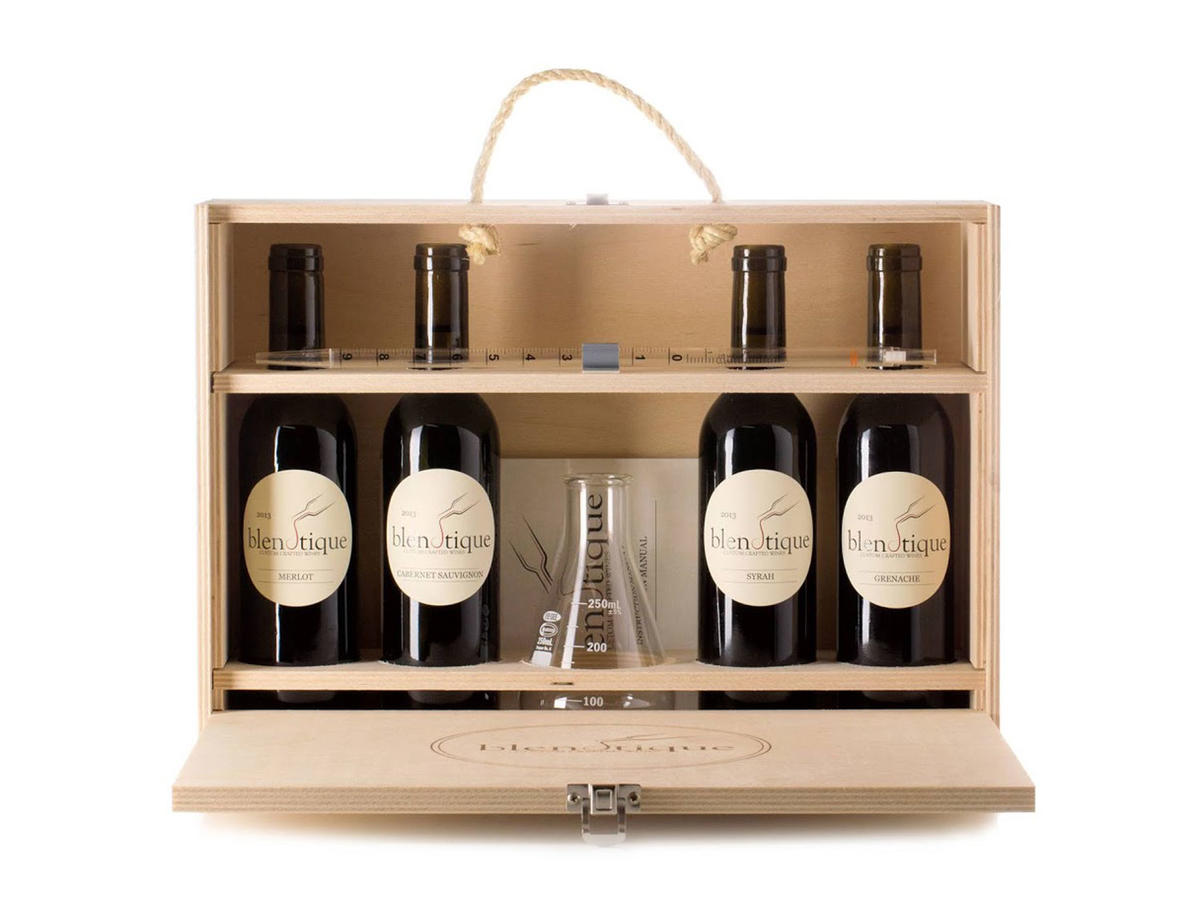 1905w Blendtique Wine Blending Kit