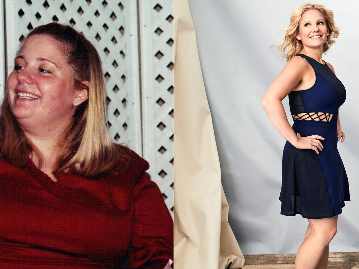 How a Mom of Two Lost Half Her Size — And Is Keeping it Off Through Her Third Pregnancy