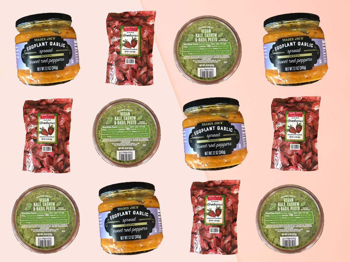 We're Obsessed With These 21 Vegan Trader Joe's Products