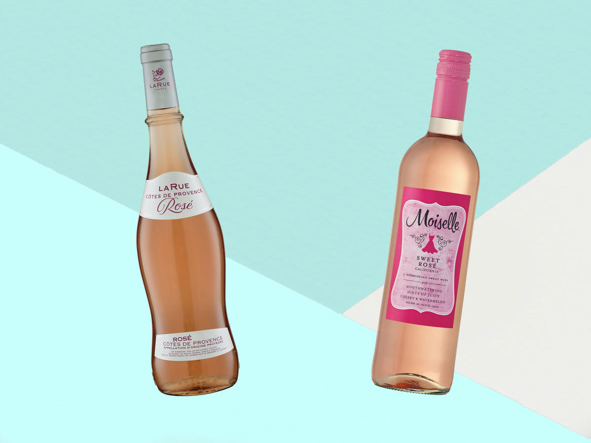 Two Super Tasty (and Affordable!) Summer Rosés You Can Get at Aldi