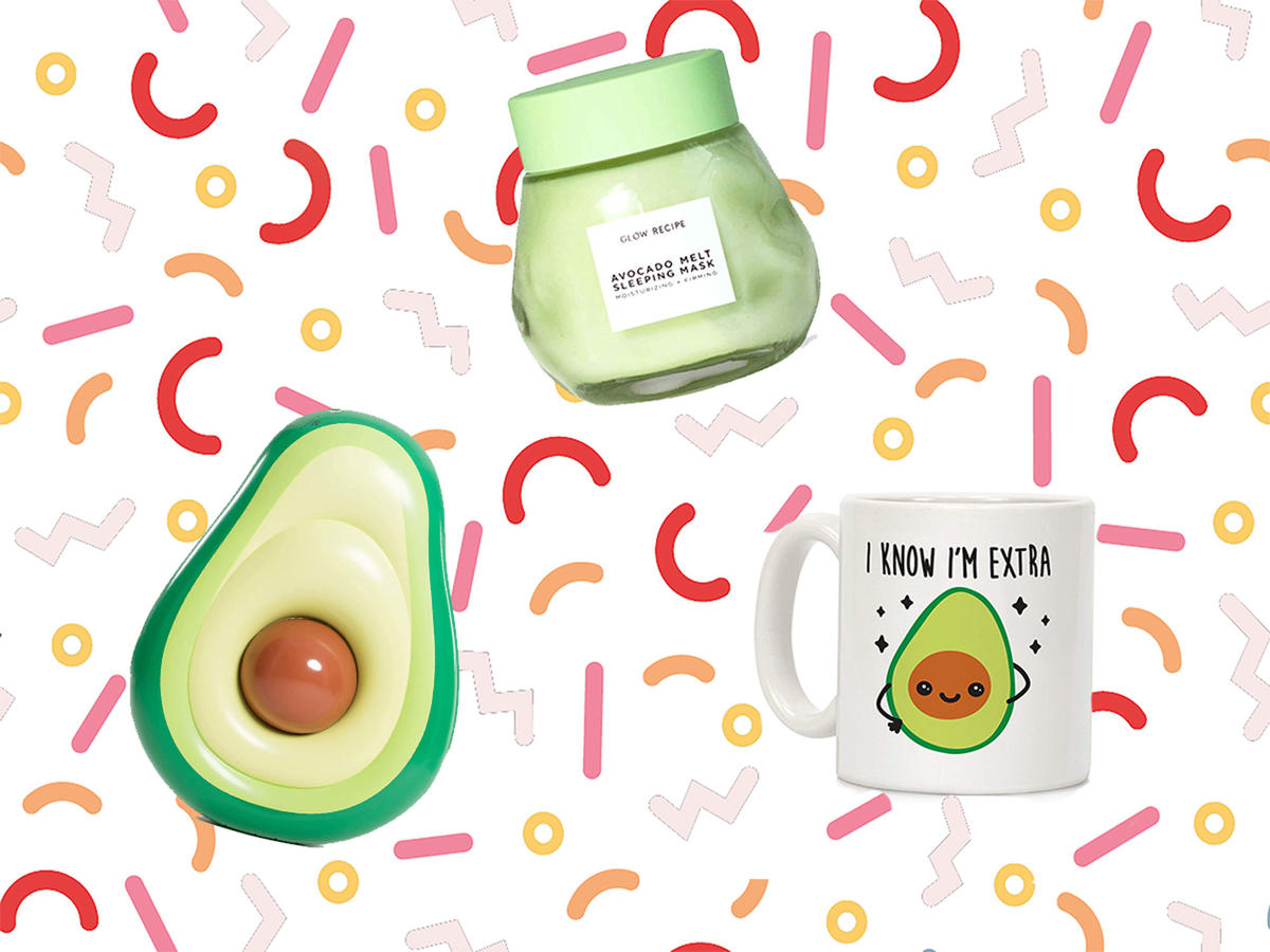 Avocado on a Stick and 6 Other Ridiculous (but Actual) Avocado Products