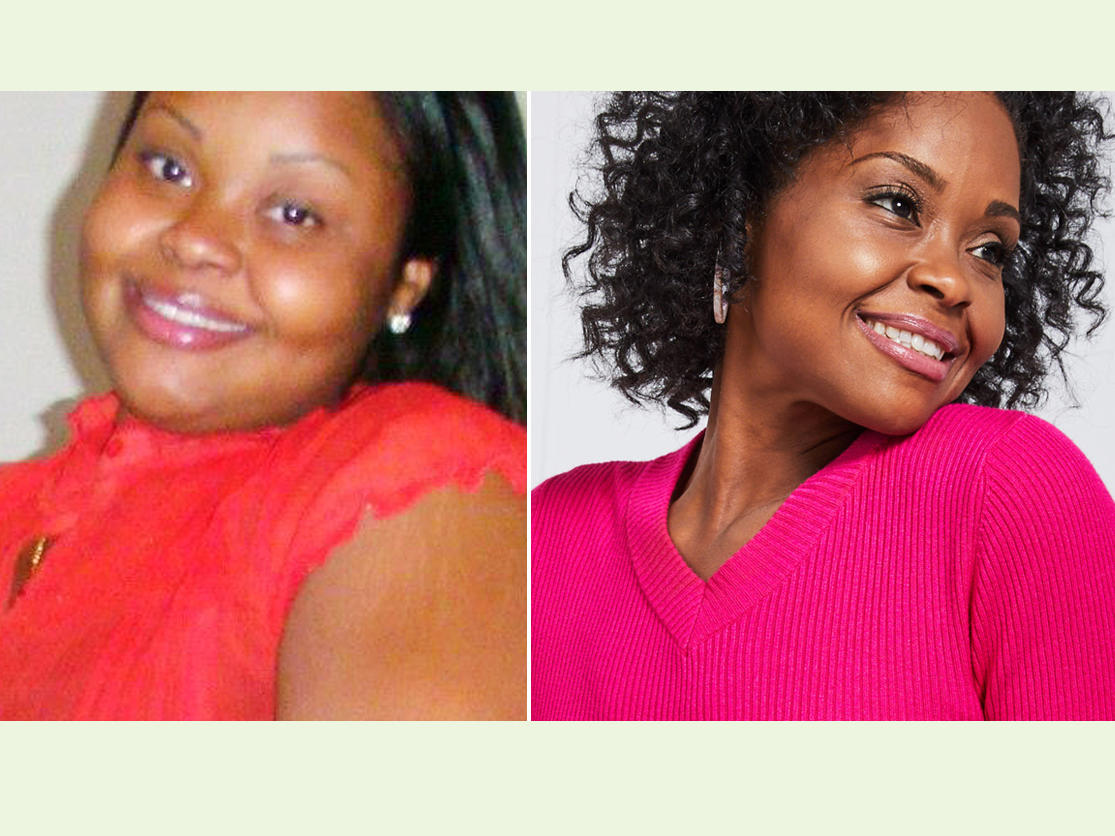 How a Vegan Diet Helped This Mom Drop 153 Pounds