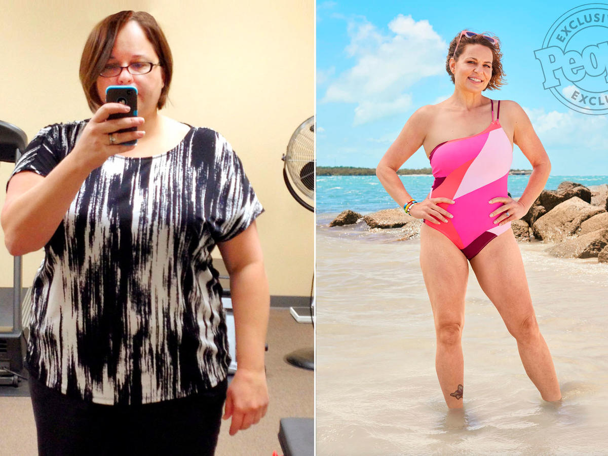 This Mom Went From Eating 3 Fast Food Meals a Day to Losing 118 Pounds