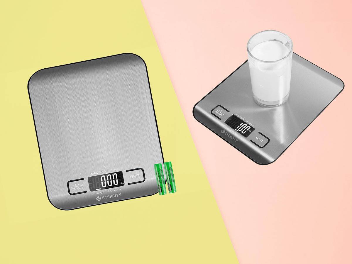 1905w Etekcity Digital Kitchen Scale