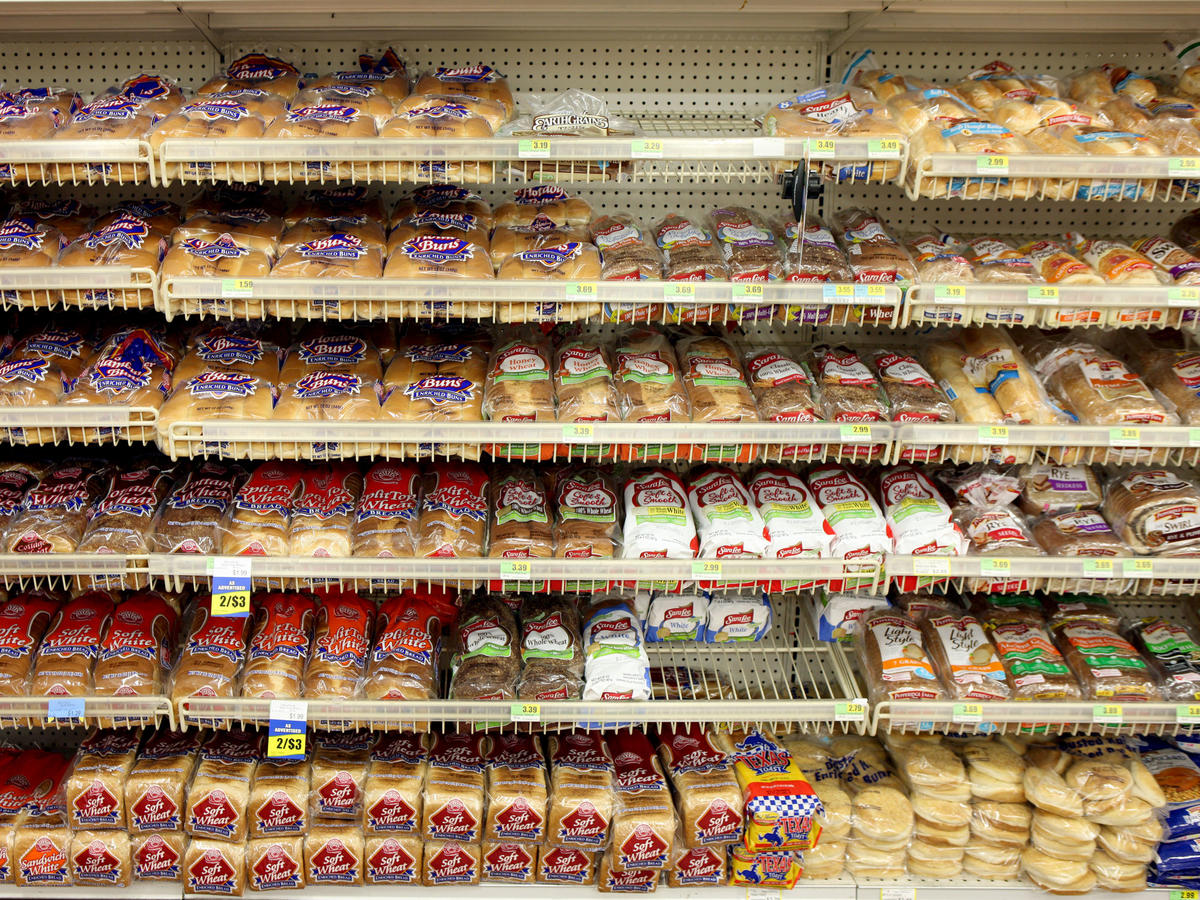 The 15 Best and Worst Grocery Store Breads to Buy, Based on Salt
