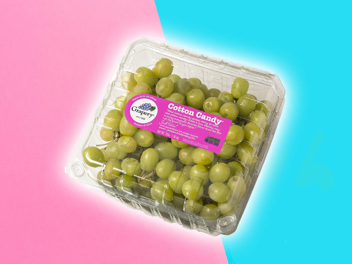 Cotton Candy Grapes Are Back at Sam's Club—But Only for a Limited Time!