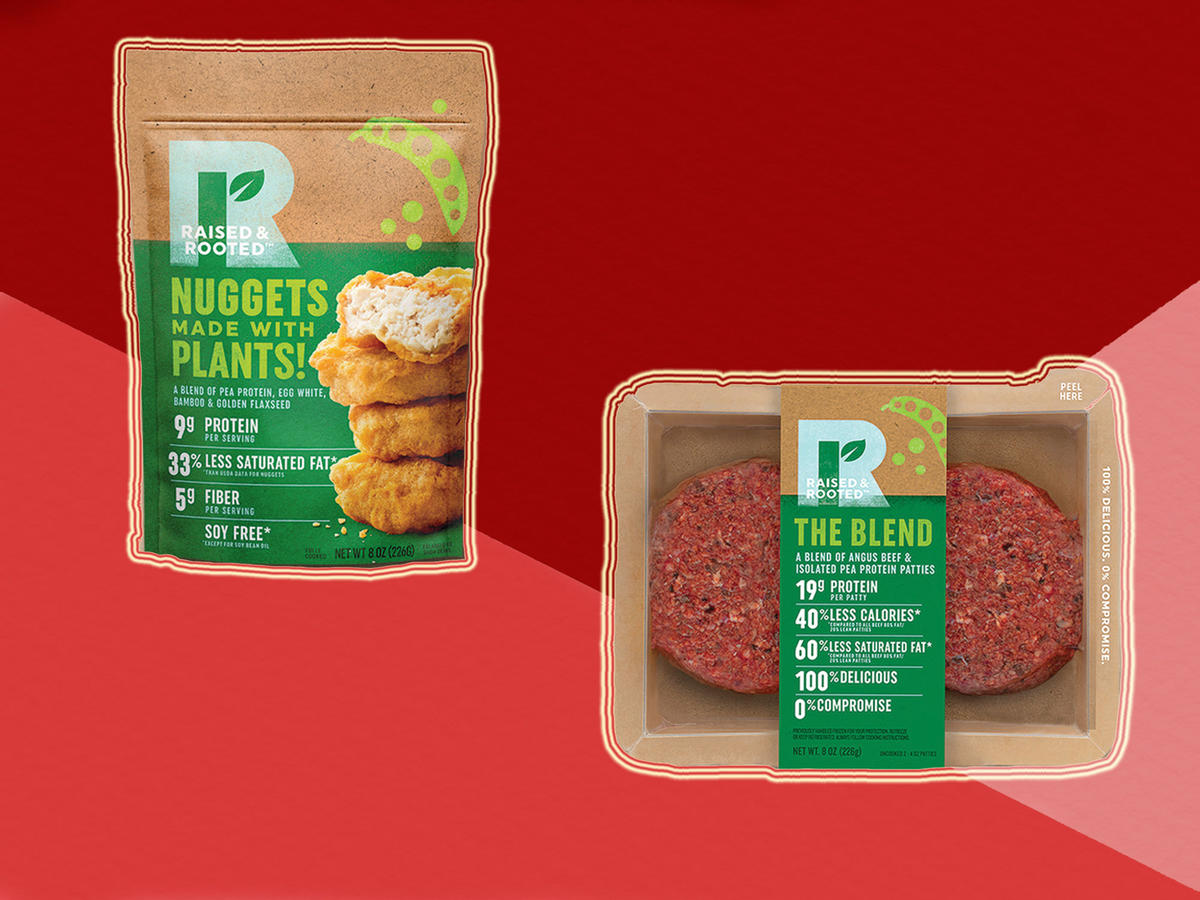 Tyson Foods to Release Their Own Plant-Based Meat After Selling Shares in Beyond Meat