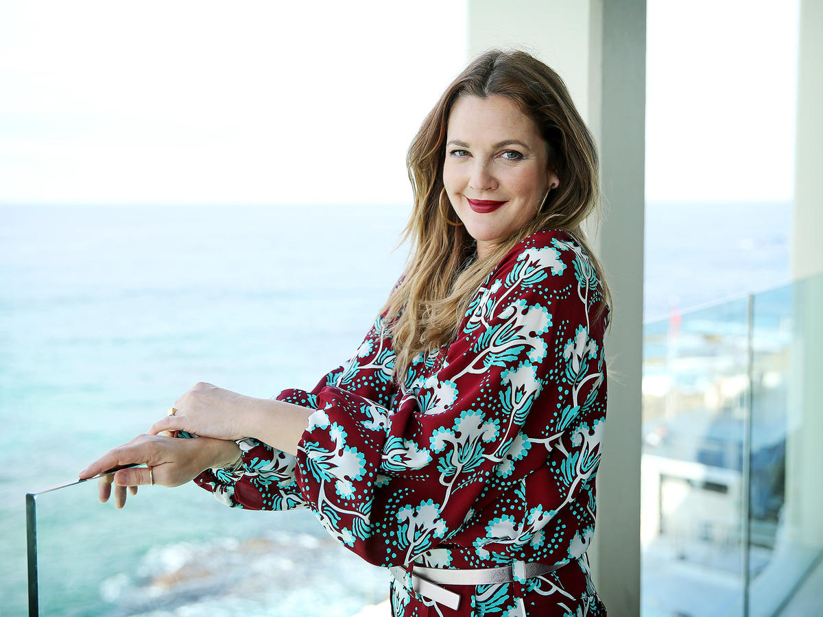 Drew Barrymore Follows the  80/20 Rule  When Dieting. Here's What That Means