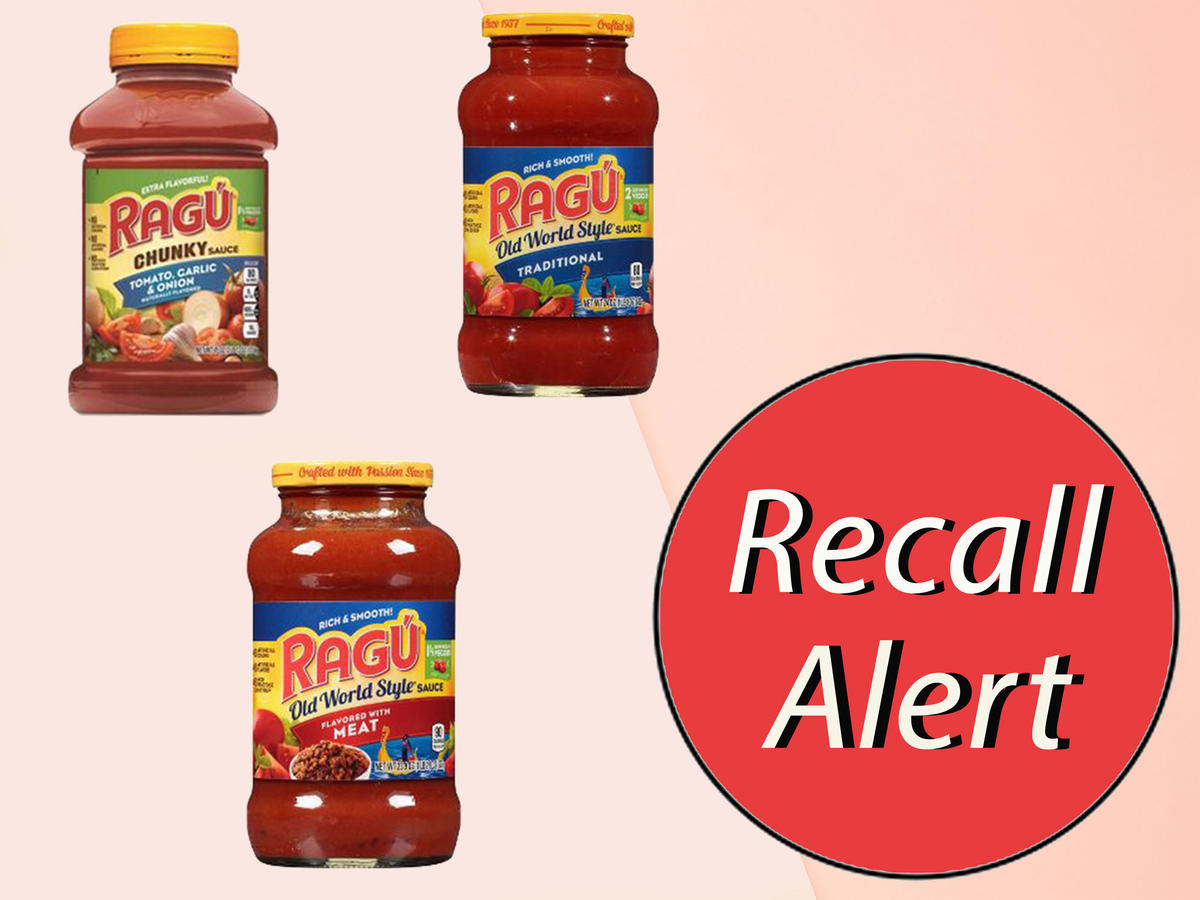 Ragu Issues Nationwide Recall for Potential Plastic Fragments in Sauce