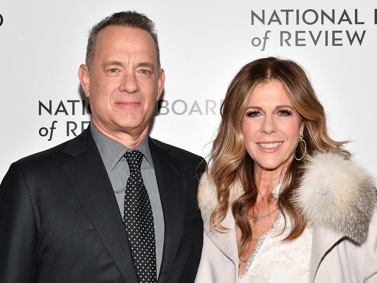 Tom Hanks and Rita Wilson Are Giving Up Meat on Mondays and Want you to Do the Same