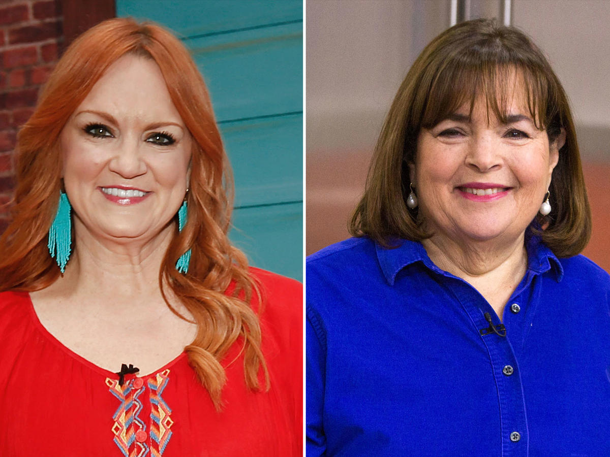 Ree Drummond Wants to Collaborate With 'Longtime Love' Ina Garten
