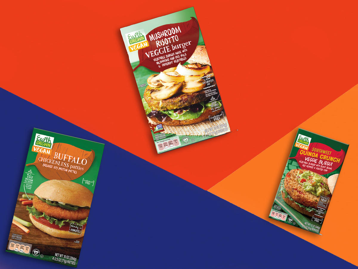 Aldi Will Soon Have 5 New Veggie Burgers—And They Sound Amazing