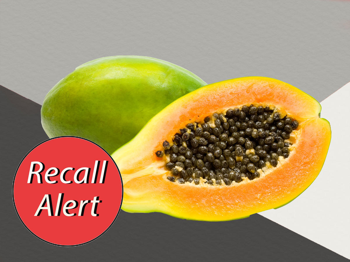 CDC: 'NJ Residents, Do Not Eat Papaya Sold From Mexico'