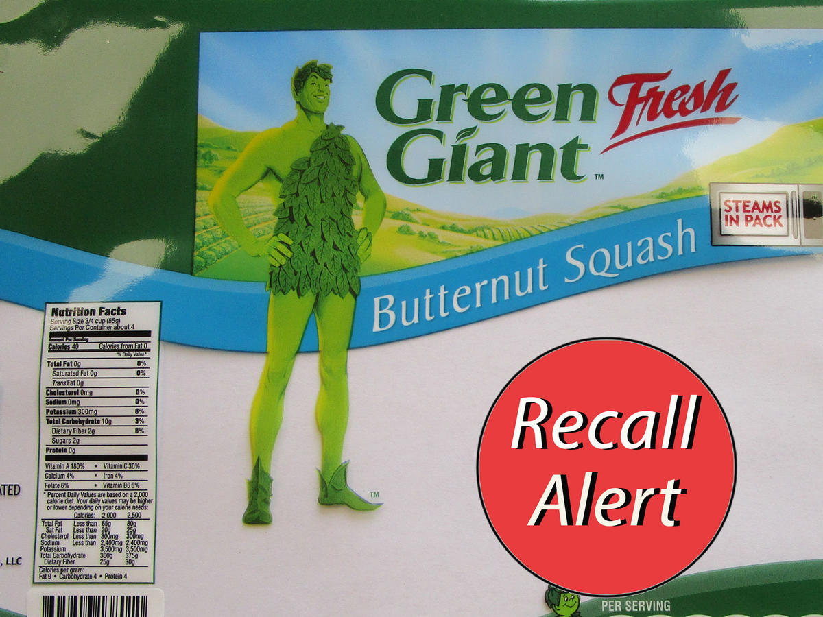 Listeria Recall: Fresh Veggies From Green Giant, Trader Joe's and Signature Farms Affected