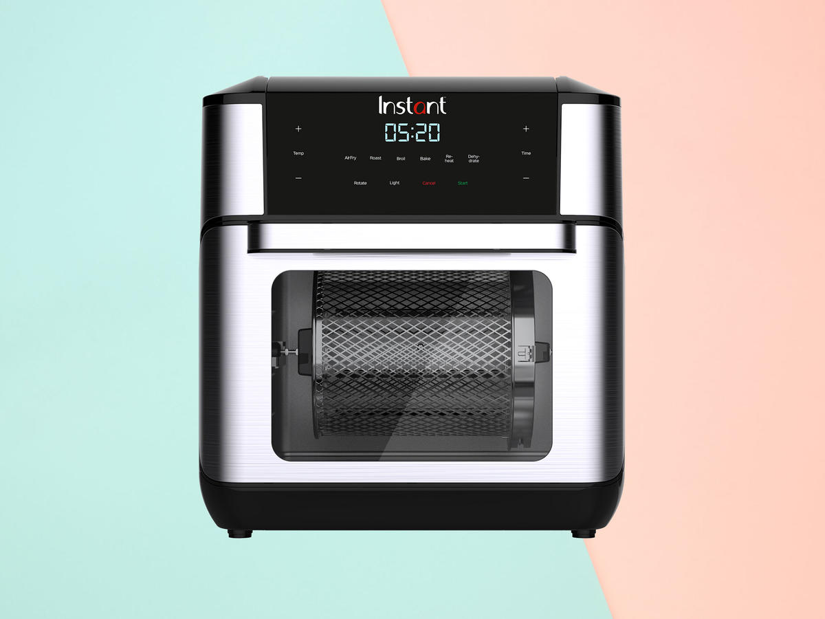 Instant Pot's New 7-in-1 Air Fryer Is on Sale Right Now