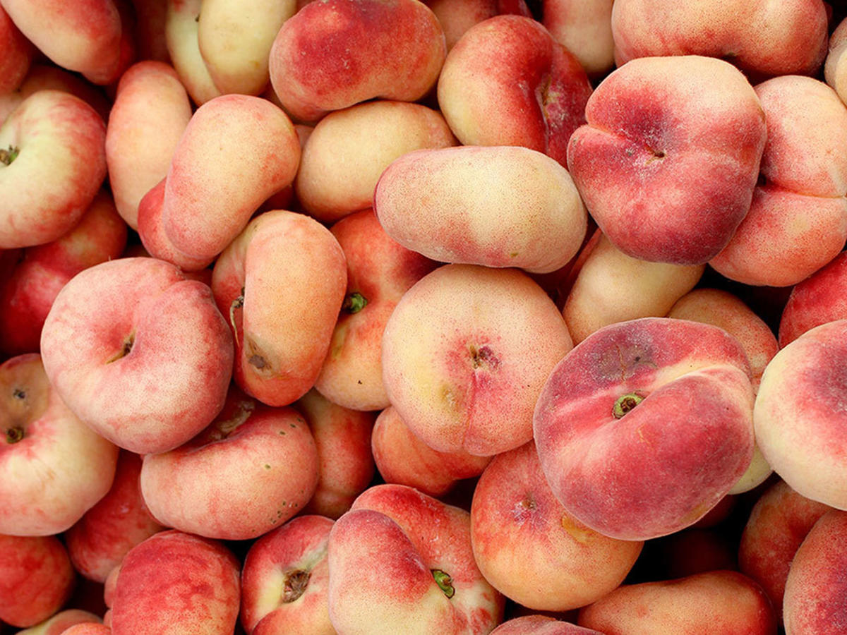 Donut Peaches Are Here for the Summer (and You Can Buy Them at Trader Joe's!)