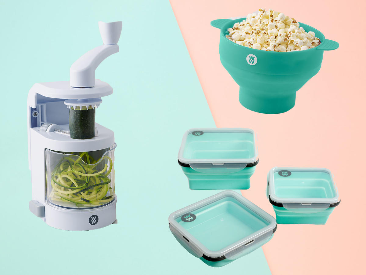 Weight Watchers Just Launched a New Line of Healthy Kitchen Tools at Kohl's